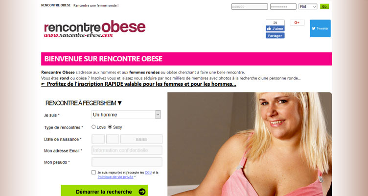 Rencontre Obese